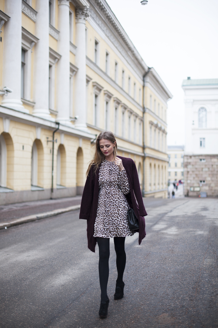 Sofia Ruutu OOTD 17.1.2015
