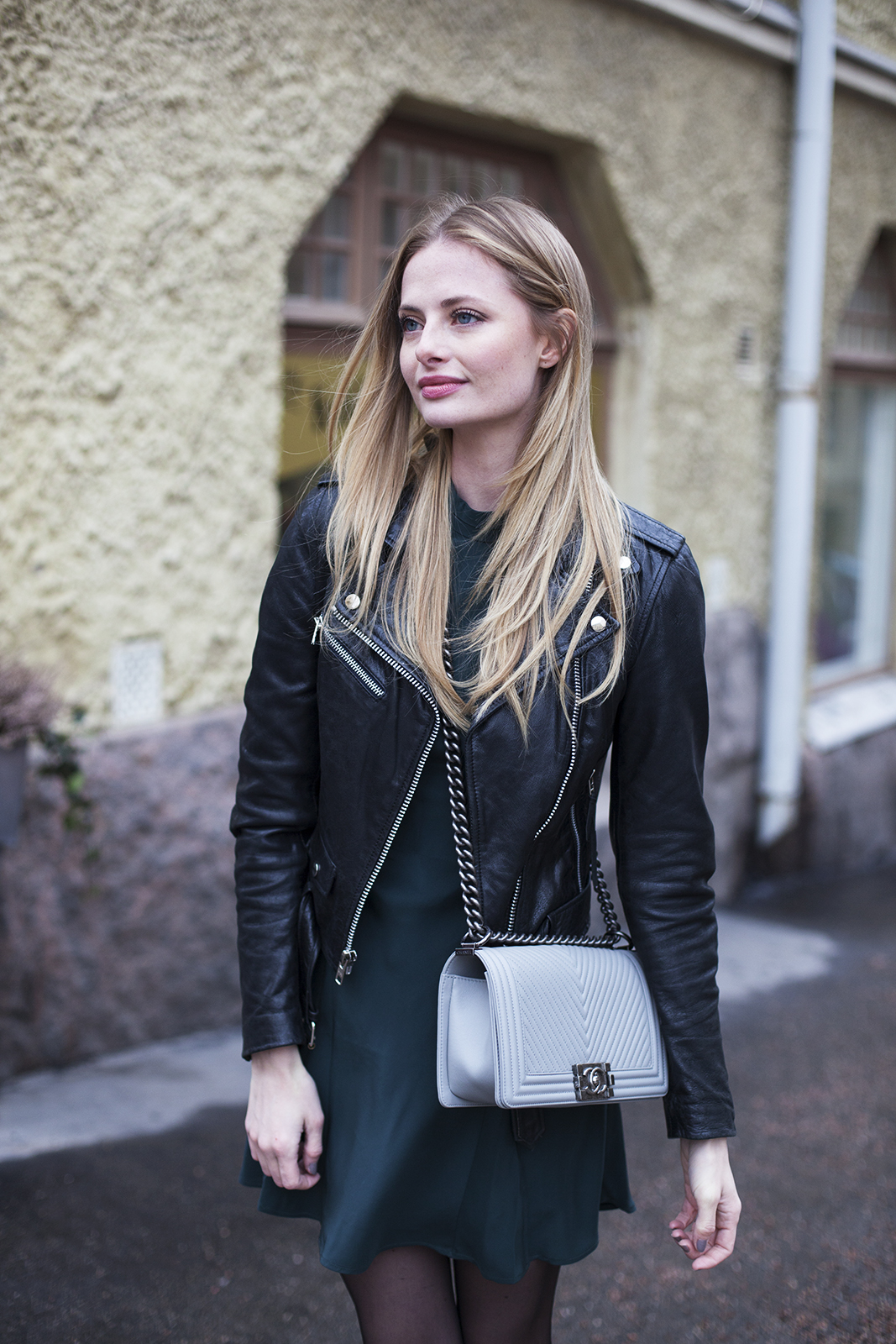 THE OOTD DIARY Sofia Ruutu