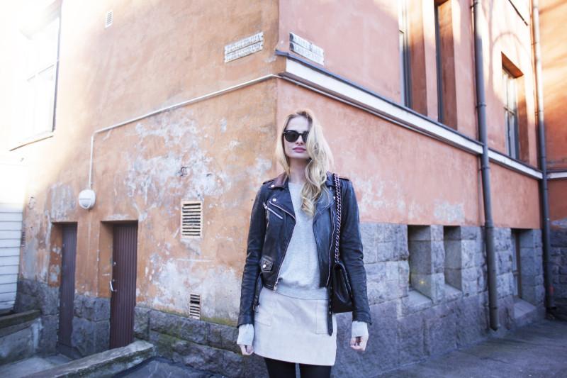 corner girl kallio