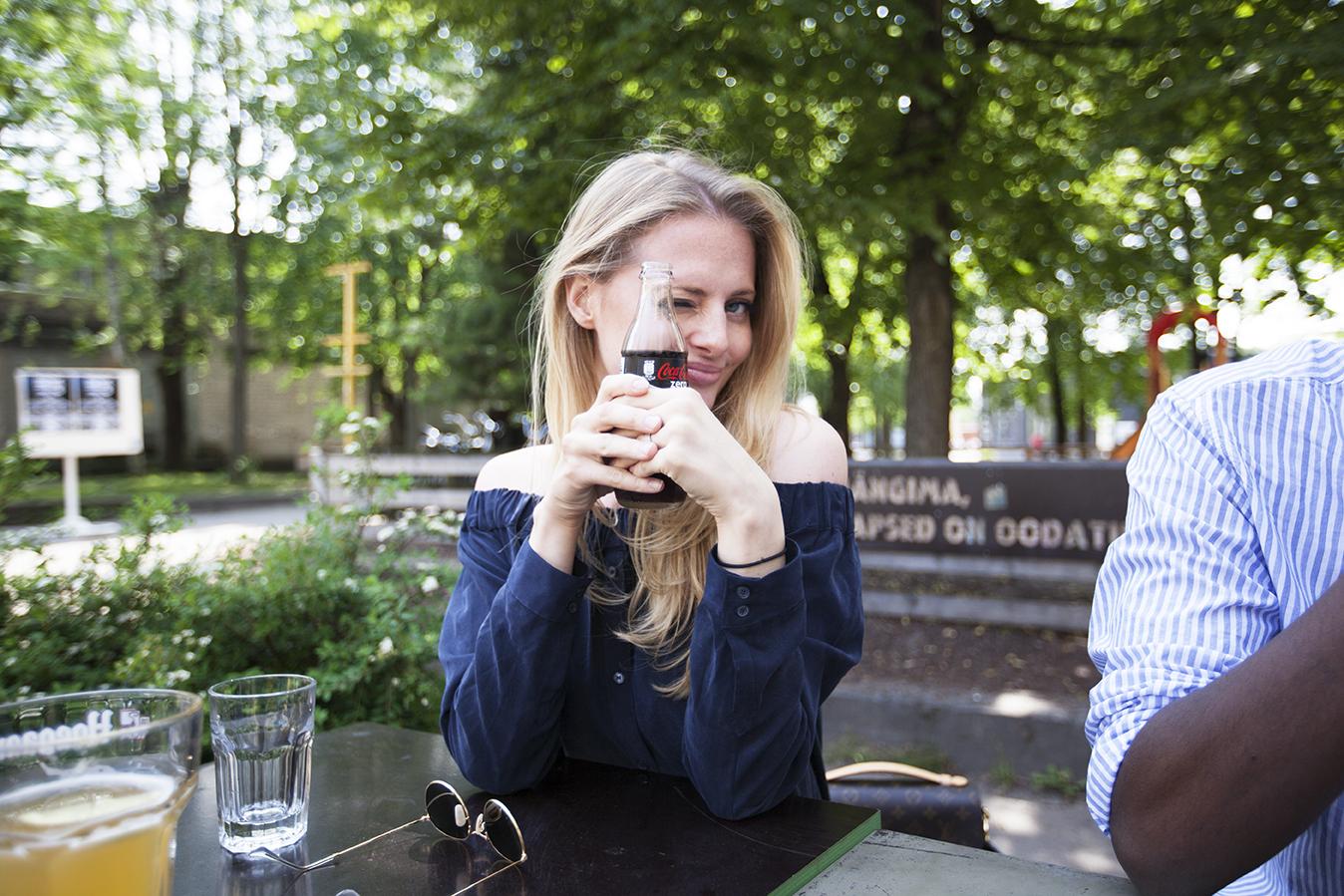 Sofia Ruutu OOTD Tallinn20150715_3836