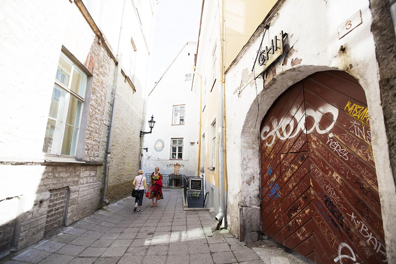 Sofia Ruutu OOTD Tallinn20150715_3860