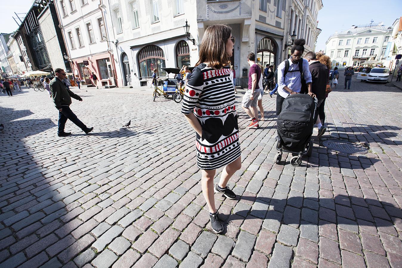 Sofia Ruutu OOTD Tallinn20150715_3862