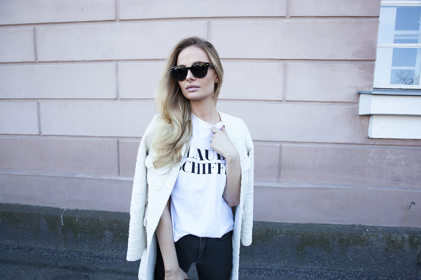Sofia Ruutu OOTD
